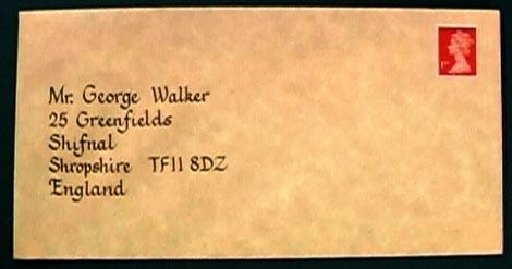 Image result for envelopes address